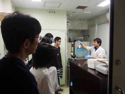 研究室情報|新潟大学理学部化学...